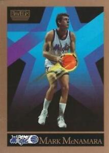 #402 Mark McNamara - Orlando Magic - 1990-91 SkyBox Basketball