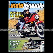MOTO LEGENDE N°166 SAROLEA ATLANTIC 500 600 HONDA CR 750 GUZZI 850 1000 LE MANS