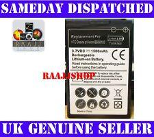 HIGH CAPACITY 1500maH BATTERY FOR HTC DESIRE Z & VISION UK SELLER
