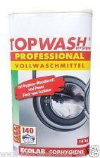 Professional Vollwaschmittel TOPWASH Hygiene Waschmittel Reinigungsmittel 14kg