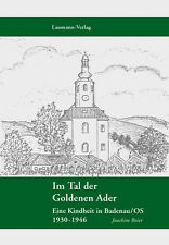 Im Tal der Goldenen Ader Eine Kindheit in Badenau Oberschlesien Joachim Beier