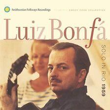 NEW Solo in Rio 1959 (Audio CD)