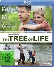 THE TREE OF LIFE (Brad Pitt, Sean Penn) Blu-ray Disc