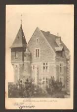 "SAINT-HONORE-les-BAINS (58) VILLA ""LES PRES"" en 1905"