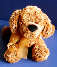Adorable Gund - Plush Puppy Dog~Brody~Copper Brindle Color~13093~Soft & Cuddly!