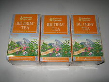 3 x 20 Tea Bags MAHARISHI AYURVEDA Be Trim Tea  (60 tea bags in total)