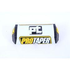 P028395 Pro Taper Lenkerpolster eckig Weiß / Schwarz