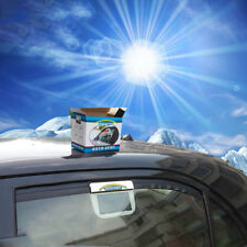 Car Window Solar Power Auto Air Vent Cool Fan Cooler Ventilation System Radiator