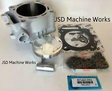 Honda TRX 450R  CP Ceramic Coated Piston Kit Gaskets   12.5:1  Alba   M2036-BAJA