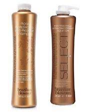 Brazilian Blowout Acai Professional Smoothing Solution & Anti Residue Shampoo