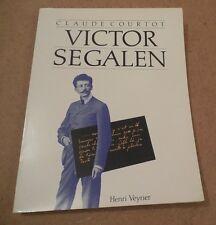 ALBUM VICTOR SEGALEN CLAUDE COURTOIS édtions Veyrier 1984