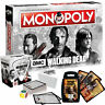 The Walking Dead AMC Juego Lote Alemán Monopoly Trivial Pursuit Top Trumps