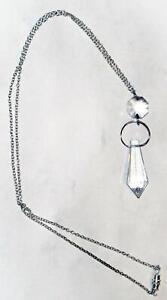Crystal Necklace From Gerald Schoenfeld Broadway Theatre Chandelier