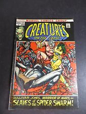 Vintage 1972 Marvel Creatures On The Loose #17 Low Grade