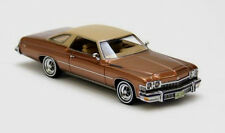 wonderful NEO-modelcar BUICK LE SABRE COUPE 1974 - brownmetallic/beige - 1/43 -