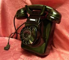 W49 Wand-TischTelefon  Bakelit POST TI-WA  Telephone  TOP!