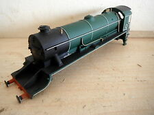 HORNBY R154 SIR DINADAN 795 SOUTHERN MATT GREEN LOCO BODY king arthur N15