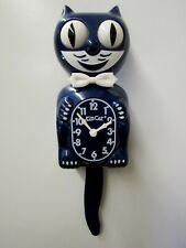 Limitado Edición Galaxy Azul Kit-Cat Reloj, Eeuu Hecho (Gratis Baterías) BC 48