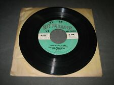 "Vintage 1965 ""HIT PARADER #39 Top 6 Hits"" 45 RPM- Bob Dylan, Beatles, & more -VG"