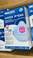 MOLDEX 4400 AirWave Premium Box - 5 Retail USA Made, Face Covers, Size M/L - New