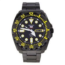 Seiko Stainless Steel Case Watches