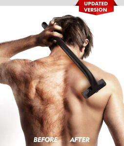 Körperhaar und Rückenrasierer Rasierer Rasiersystem  Körperrasur  Nass Trocken
