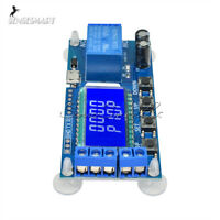 DC 5V Micro USB LED Display Delay Timer Timming Control Switch Relay Module
