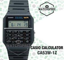 Casio Data Bank CA-53W-1Z Wristwatch