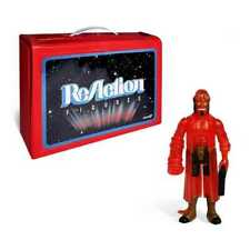 Hellboy ReAction Carry Case with Action Figure Hellboy Clear Red Variant SDCC 20