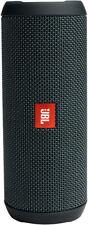 JBL Flip Essential (Tragbares mobiler kompakter Bluetooth Lautsprecher Schwarz)