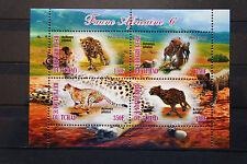 Geparden 01 1 Cheetahs Katzen cats Afrika Tiere animals Fauna postfrisch ** MNH