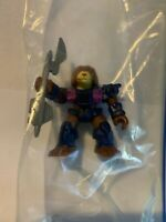 Vintage 80's Hasbro Battle Beasts Action Figure Pixelated Pointer Complete W Rub