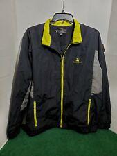 Pebble Beach Performance Men's Golf Jacket Xl Long Sleeve Wind Water Resistant