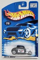 HOT WHEELS '32 FORD DIE-CAST VEHICLE COLLECTOR NO. 216 MATTEL 2001