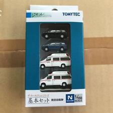 Tomytec  GeoColle Car Collection Basic Air Self Defense Force Diorama Supplies N
