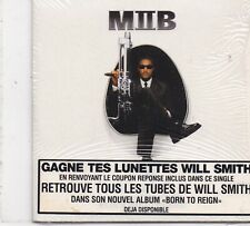 Will Smith-Black Suits Comin cd single