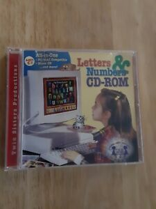 Preschool Letters & Numbers (PC / Mac CD-ROM Users Guide) ages 1 to 7