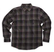 MATIX Turks Flannel Shirt (L) Black