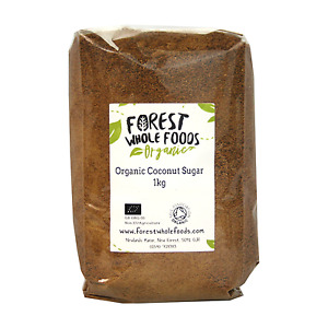 Organic Raw Coconut Palm Sugar - Forest Whole Foods