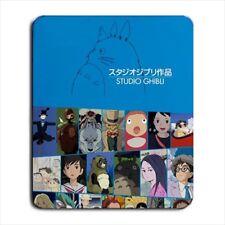 STUDIO GHIBLI Films Pop Art MOUSEPAD - Totoro Ponyo Gift