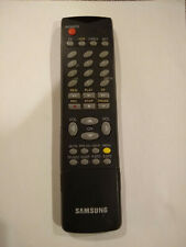 Samsung Txg2746 27 inch Crt Color Tv Remote Control Works 1998 Aa59-10030Q