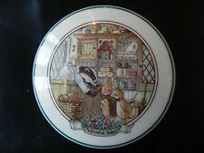 Boite à bijoux en céramique Villeroy & Boch Foxwood tales