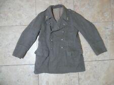 Vtg Swedish Military 1912 Coat Jacket Wool