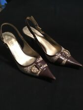 G Pattern Woman's Heels size 8 by Guess