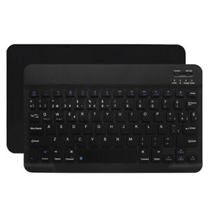 """BT Keyboard+Protective Case Wireless for Samsung Galaxy Tab 10.1""""With Backlight"""