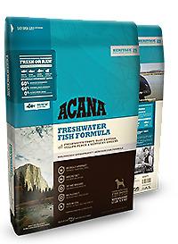 ACANA Heritage Freshwater Fish Dry Dog Food (4.5 lb)