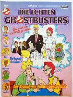 The Real Ghostbusters Comic Nr. 8 Traum vom großen Geisterglück BASTEI Echten