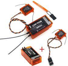 2.4GHZ 7CH JR & Spektrum DSM2 DSMX CM703 Empfänger + Satelliten PPM PWM Output