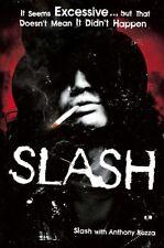 Slash: The Autobiography,Slash, Anthony Bozza- 9780007257751