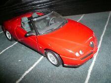 1:18 PKW Modell Alfa Romeo Spider